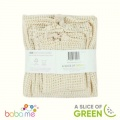 A Slice Of Green Organic Cotton Mesh Produce Bag Variety Pack Set Of 3