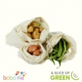 A Slice Of Green Organic Produce Bag Variety Pack Set Of 3