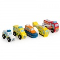 Tidlo Rescue Vehicle Set