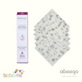 Abeego Beeswax Wraps Small Pack - 6 Flats