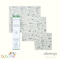 Abeego Beeswax Wraps Variety Pack
