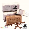 Airmid Irish Handmade Coffee Scrub Soap