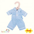 Bigjigs Blue Pyjamas Small