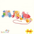Bigjigs Build Up Train