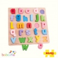 Bigjigs Chunky Alphabet Puzzle Lowercase