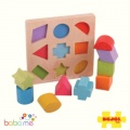 Bigjigs First Shapes Sorter
