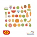 Bigjigs Fruit and Veg Magnets