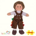 Bigjigs Jack Small Doll