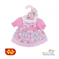 Bigjigs Pink Floral Dress Medium