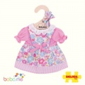 Bigjigs Pink Floral Dress Small