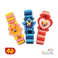 Bigjigs Snazzy Wooden Watches