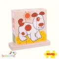 Bigjigs Stacking Blocks Pets
