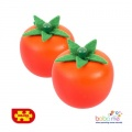 Bigjigs Tomato Wooden Play Food