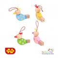 Bigjigs Wooden Bird Whistles