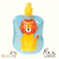 Charlie Lion Collapsible Water Bottle