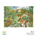 Djeco Dinosaurs Observation Puzzle