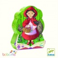 Djeco Little Red Riding Hood - 36 pcs