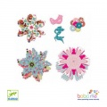 Djeco Small Gifts Folding Art Garlands