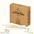 Eco Living Bamboo Cotton Buds 100 Buds