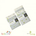 Eco Living Compostable Sponge Cleaning Cloths 2 Pack