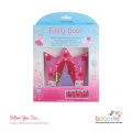 Fair trade fairies Crown Fairy Door