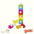 Goki Stacking tower rainbow house