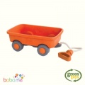Green Toys Wagon Orange