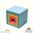 Grimms Large Pastel Boxes Set