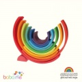 Grimms 12 piece rainbow