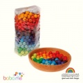Grimms 480 Coloured Beads 12mm