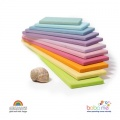 Grimms Pastel Building Boards