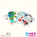 Petit Lulu Washable Baby Wipes