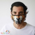 Reusable Child Face Mask Tiger