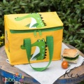 Harry The Crocodile Insulated Lunch Cooler Bag