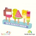 Tender Leaf Ice Lolly Shop