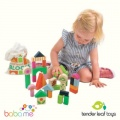 Tender Leaf Toys Courtyard Blocks