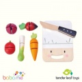 Tender Leaf Mini Chef Chopping Board