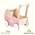 Tender Leaf Toys Sweetiepie Wooden Dolls Pram