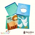Threadbear Design The Noisy Farmyard Ragbook