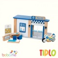 Tidlo Police Station NEW