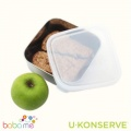 U-Konserve To-Go Container Medium Clear