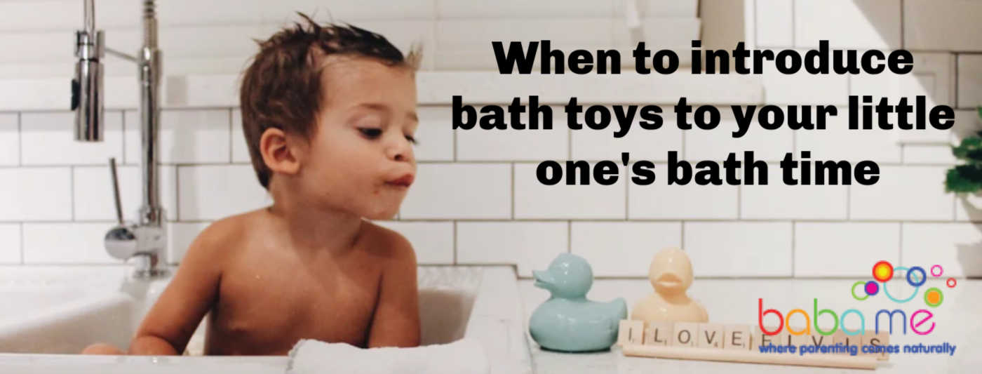 when-to-introduce-bath-toys
