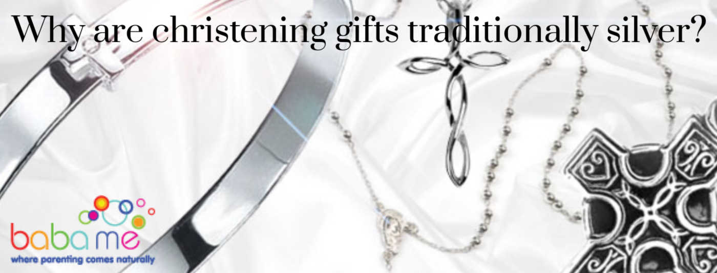 Why-are-christening-gifts-traditionally-silver