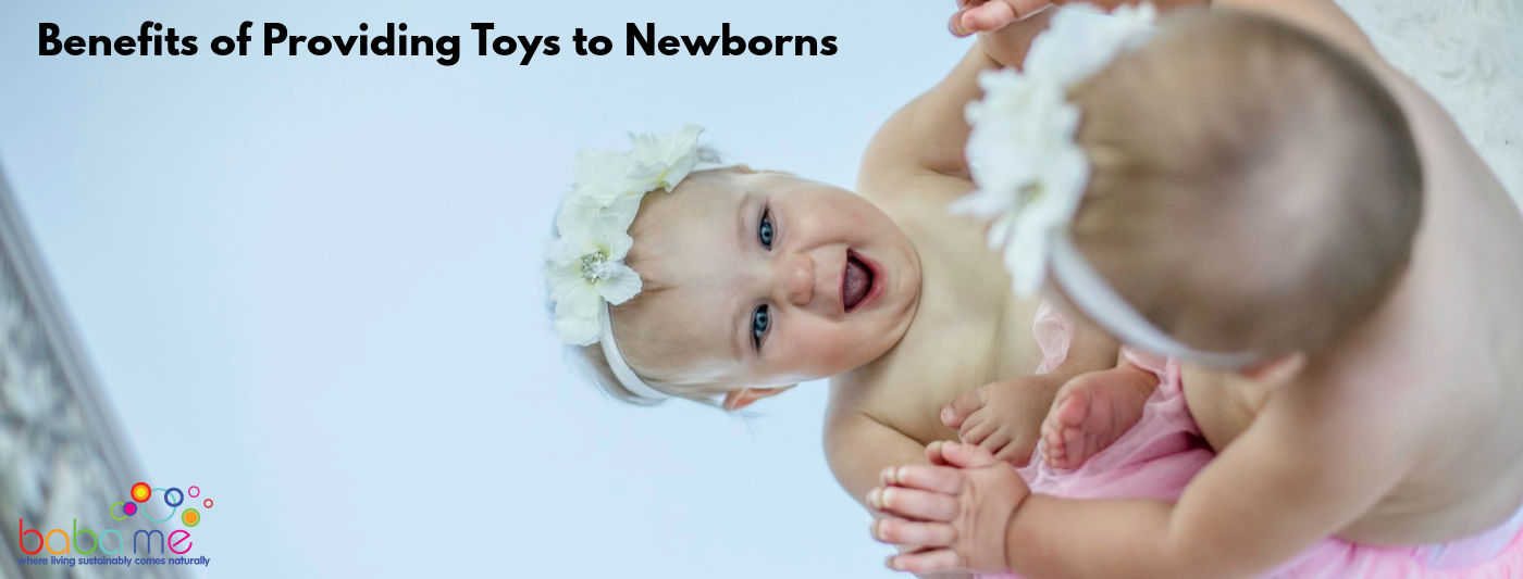 Benefits of Providing Toys to Newborns