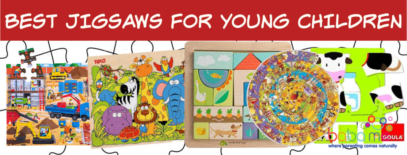 best-jigsaws-for-young-children