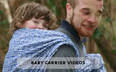 baby carrier instructional videos