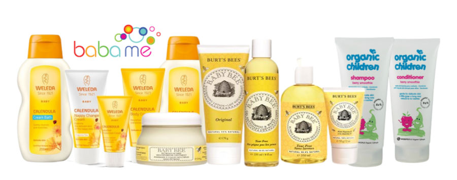 what baby toiletries do I need