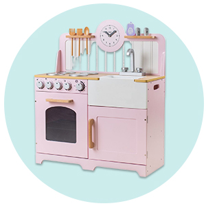 Excellent Wooden Toy Kitchen Learn Through Play Download Free Architecture Designs Viewormadebymaigaardcom