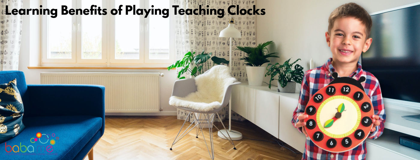 Learning Benefits of Playing Teaching Clocks