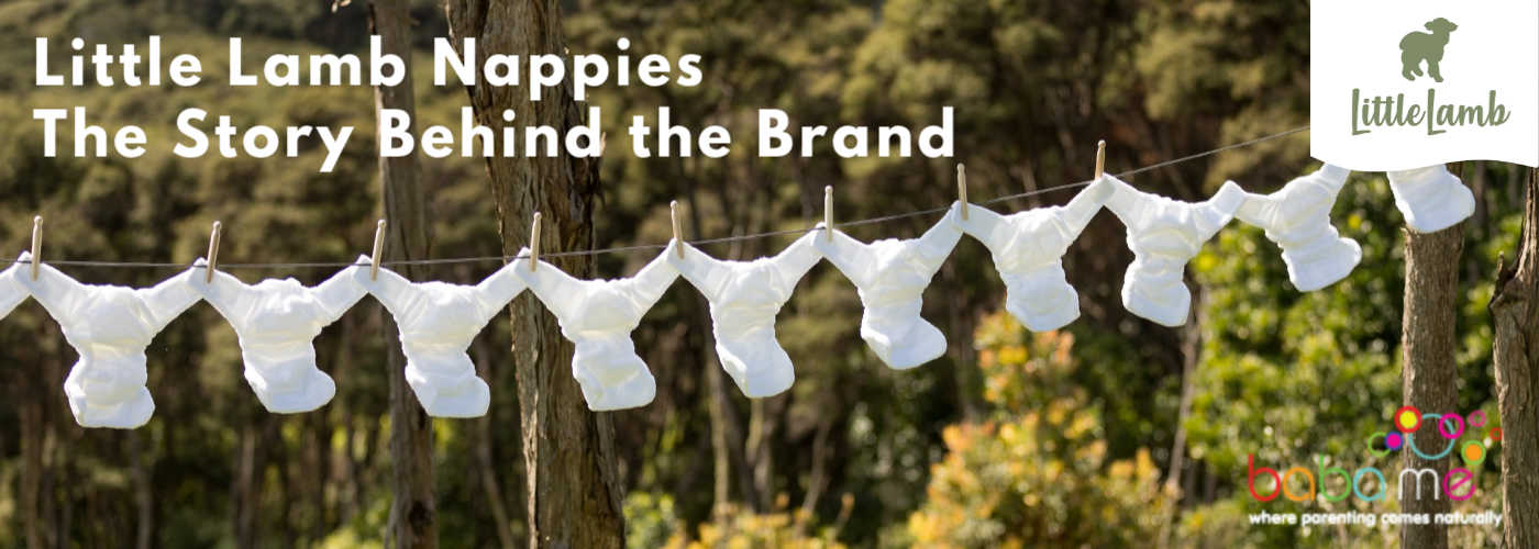 Little Lamb Nappies - The Story Behind the Brand